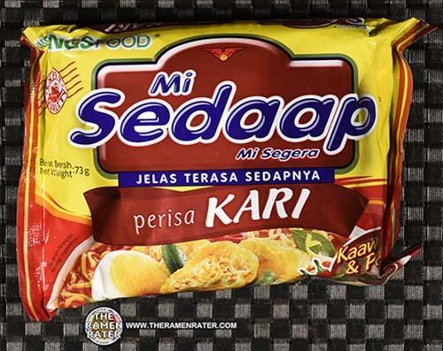 #3758: Mi Sedaap Mi Segera Perisa Kari - Indonesia