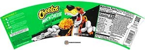#3787: Cheetos Mac'N Cheese Cheese Jalapeno Flavor - United States