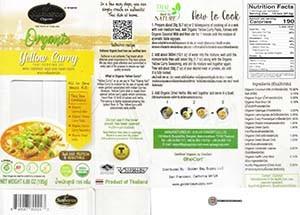 #3793: Sutharos Organic Yellow Curry Thai Cooking Set - Thailand