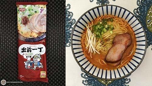 Top Ten Hong Kong Instant Noodles