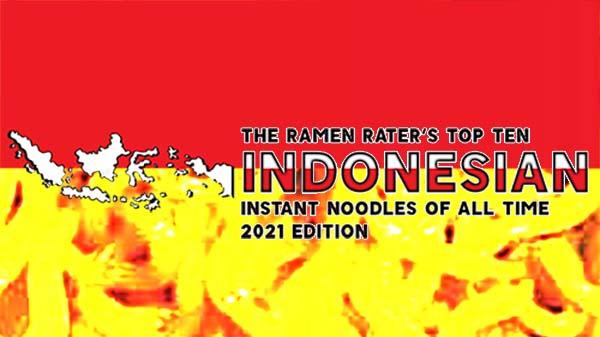 Ten Indonesian Instant Noodles
