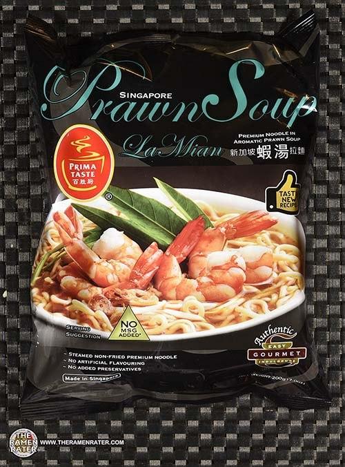 #3859: Prima Taste Singapore Prawn Soup La Mian - Singapore