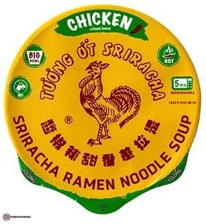 #3922: Aces Sriracha Ramen Noodle Soup Chicken - United States