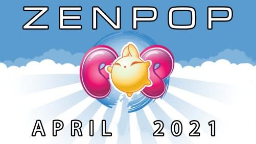 Zenpop Japanese Instant Ramen Subscription Box Unboxing - April 2021