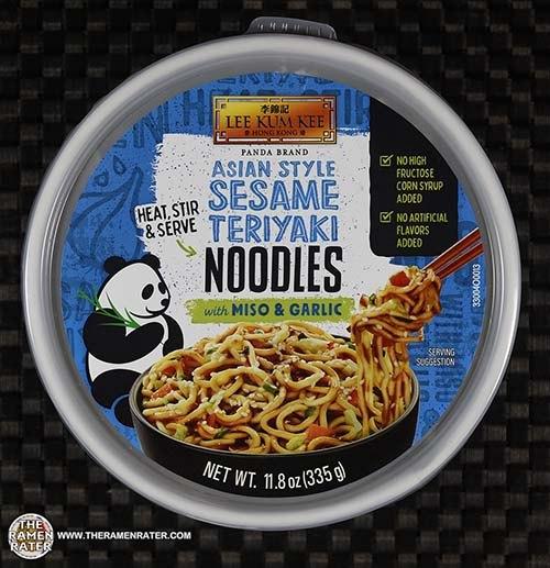 #3939: Lee Kum Kee Asian Style Sesame Teriyaki Noodles With Miso & Garlic - United States