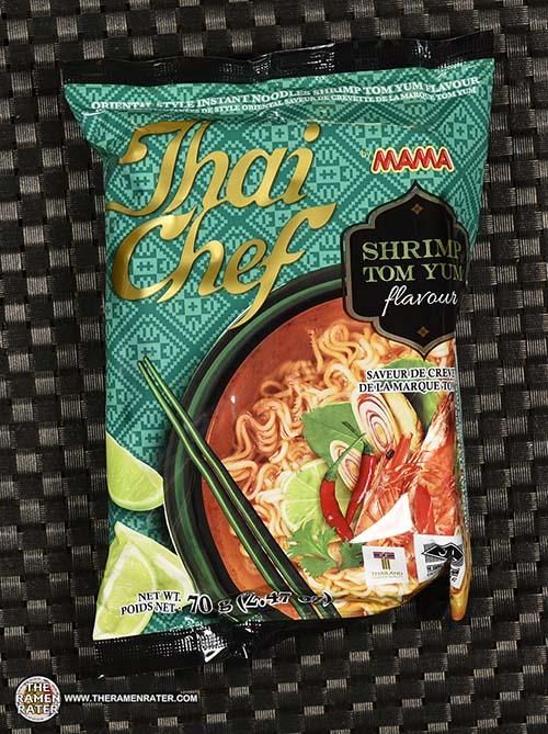 #3978: Thai Chef Shrimp Tom Yum Flavour - Thailand
