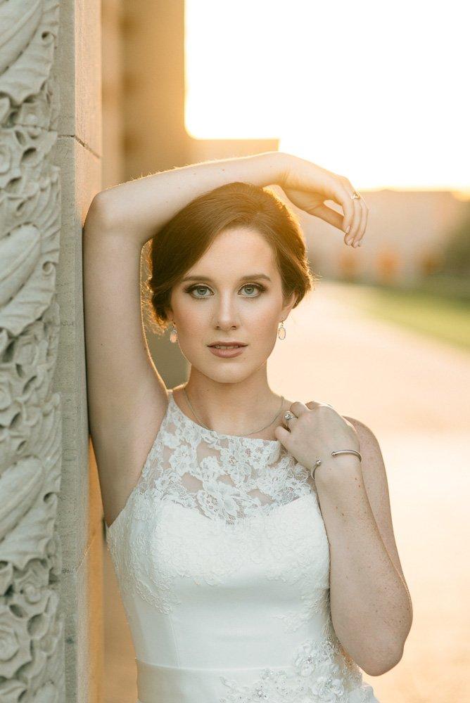 Rice Bridal Portraits