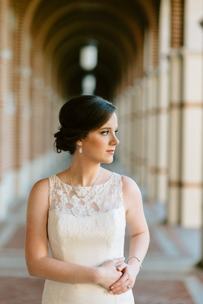 Rice Bridal Portraits