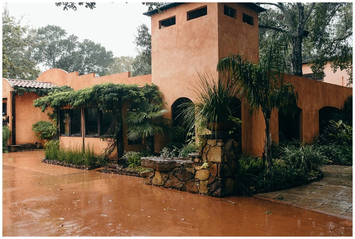 Rainy Agave Estates Wedding