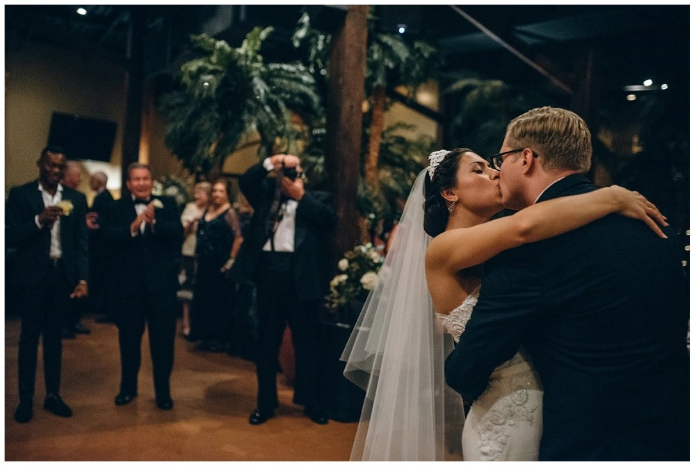 Bride and Groom at Agave Estates