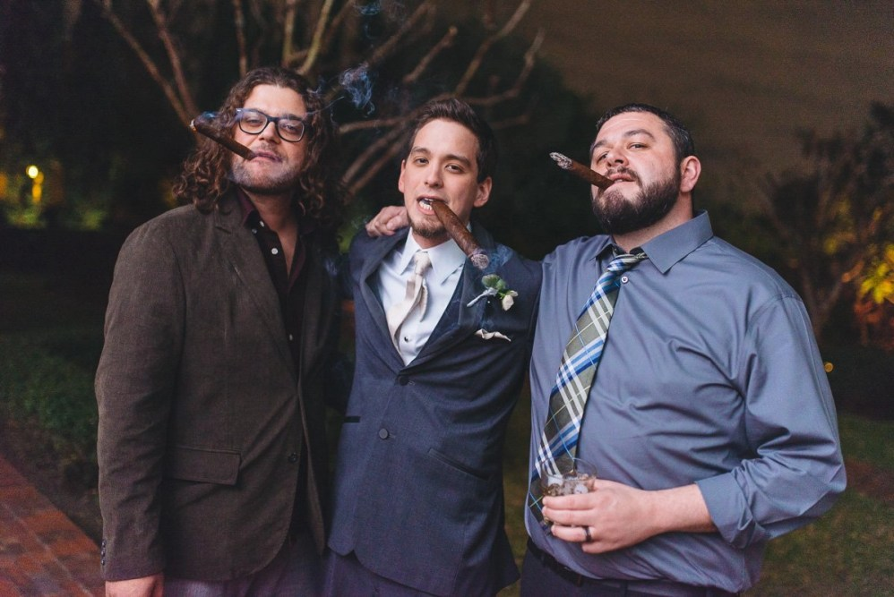Parador Houston Wedding87
