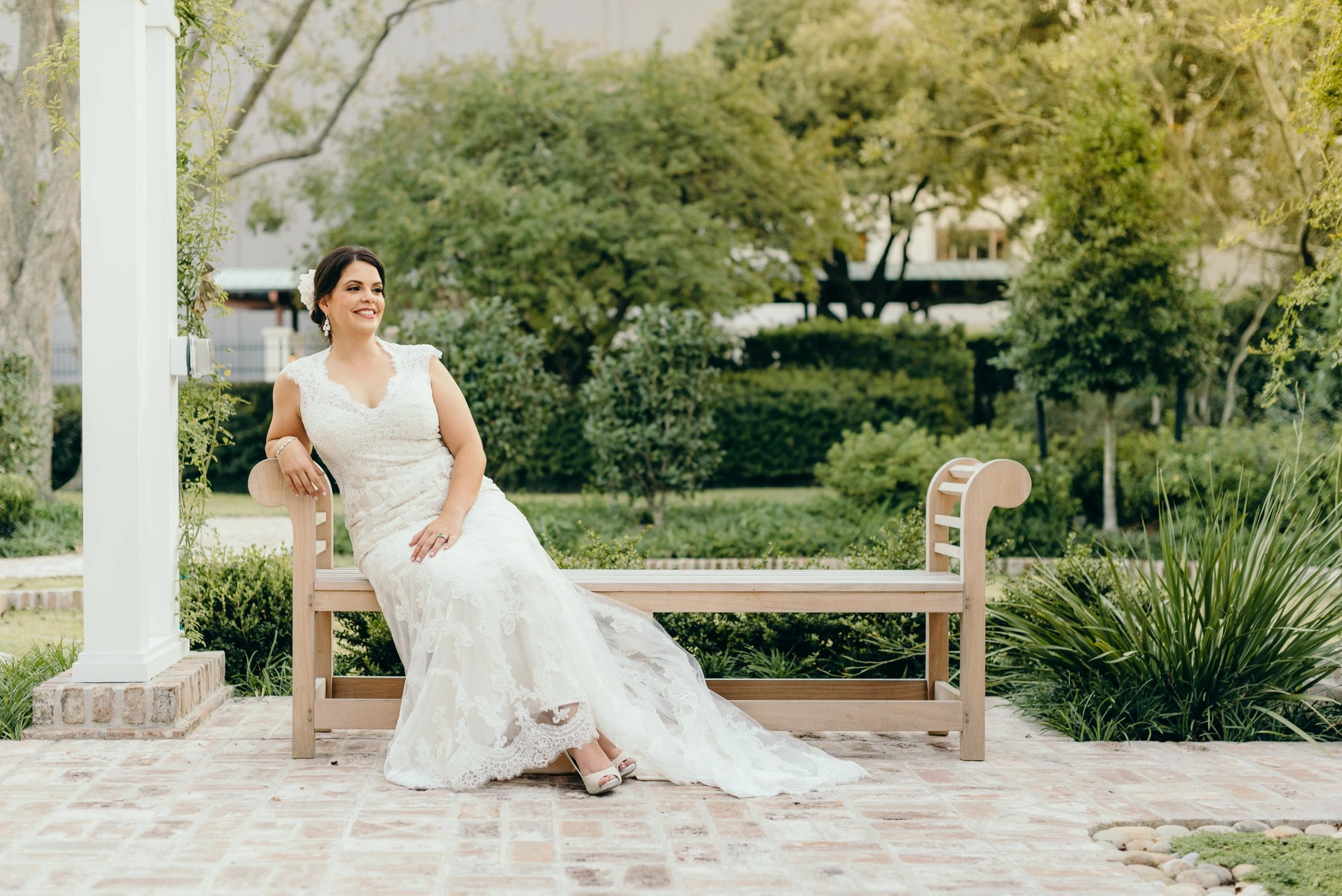 Brazos Springs Event Center Bridal