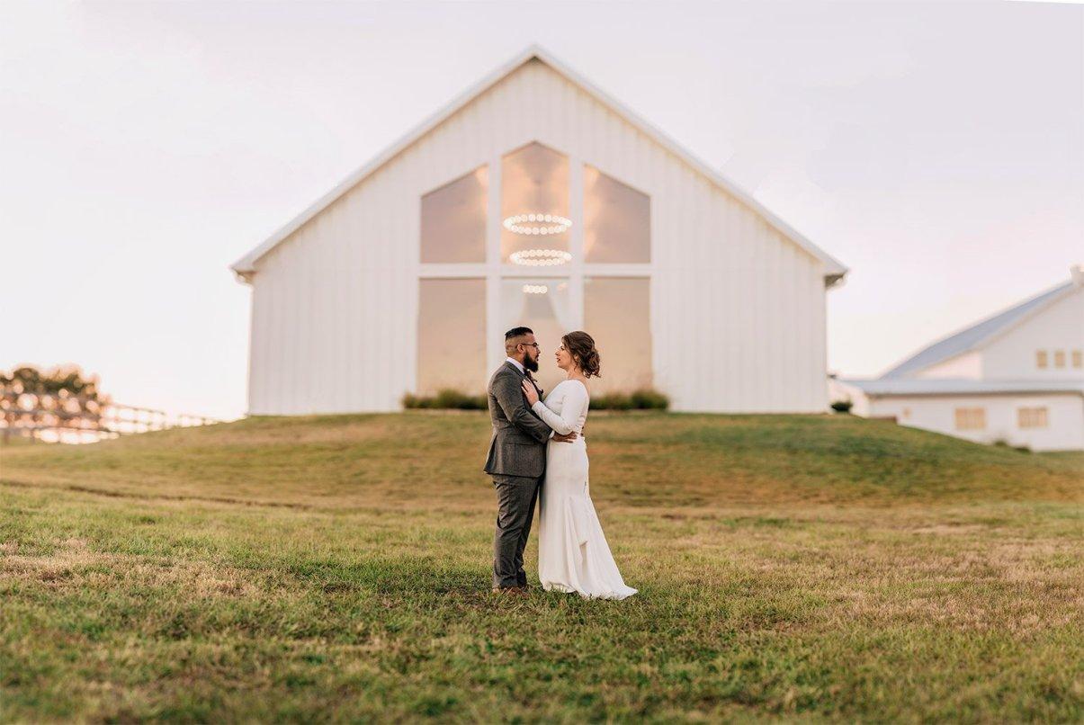Dapper Wedding at The Farmhouse