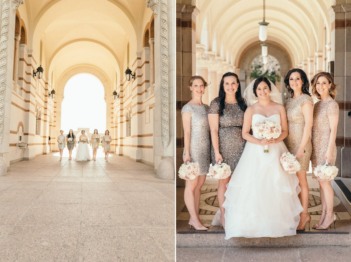 bridesmaids at rice university