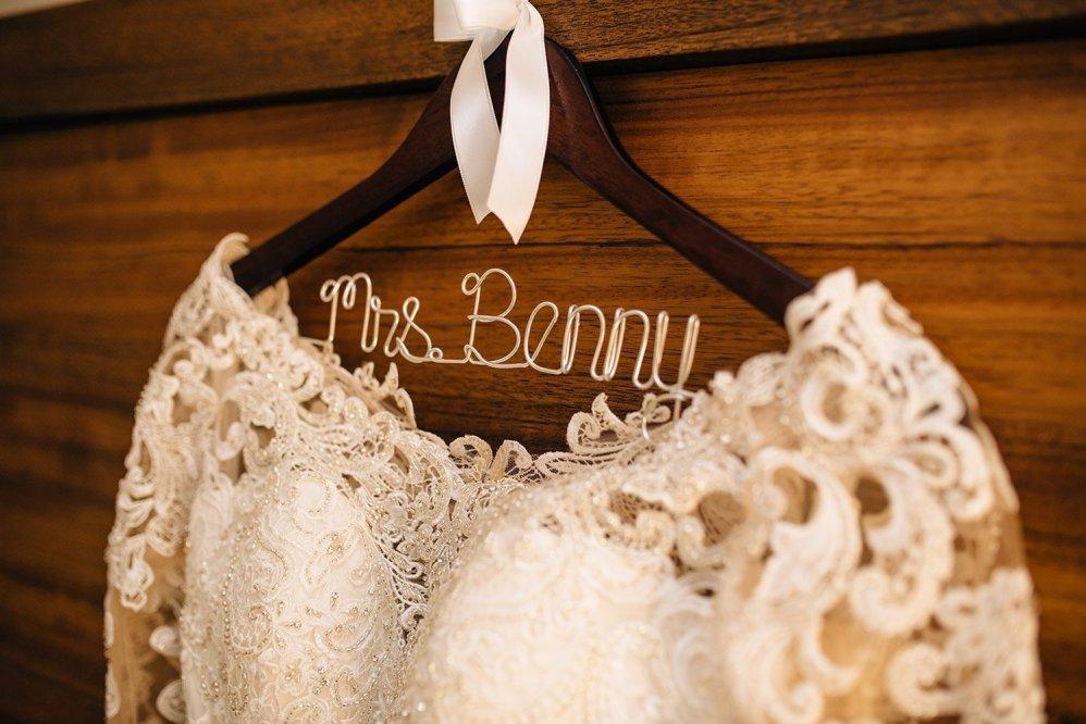 brides special hanger