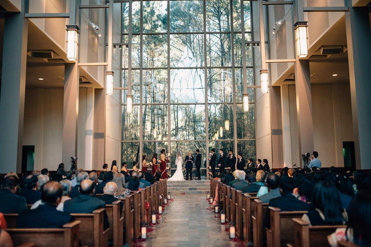 chapel in the woods wedding