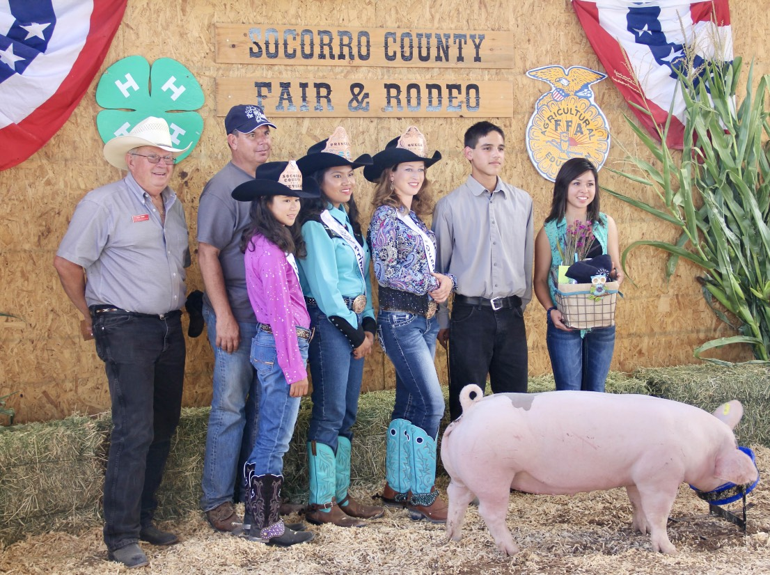 Socorro County Fair Junior Livestock Auction