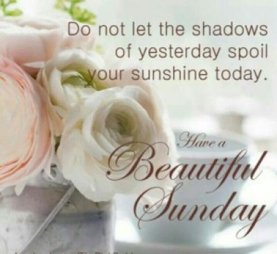 Beautiful Sunday Quotes Images