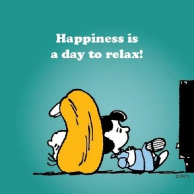 Relaxing Sunday Cartoon Quotes Images