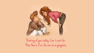 Love, cute, sweet new year wishesimages