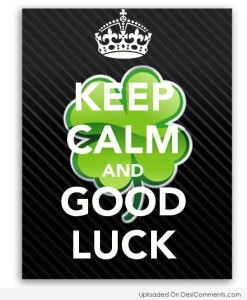 cute good luck wishes quotes keep calm good luck quotes images - Good Luck Quotes