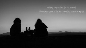 Most Romantic New Year Wishes for Lovers Images