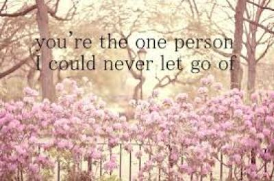 never letting go quotes images