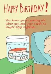 FUnny Birthday Wishes Men