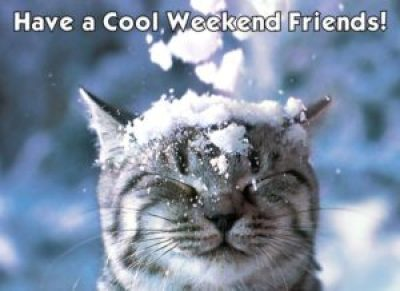 Have a Cool Weekend Quotes