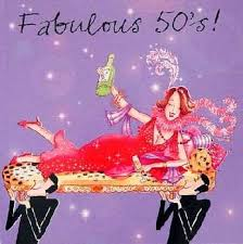 Hilarious funny happy 50th birthday wishes