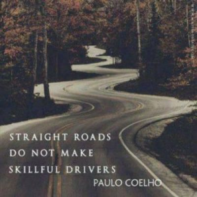 Paulo Coehlo Road Quotes