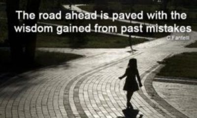 quotes about the road ahead