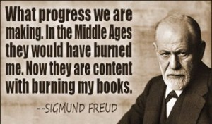 Famous Quotes of Sigmund Freud