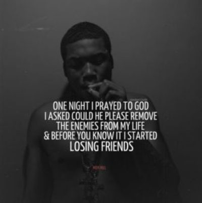 Inspirational quotes from rap songs