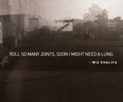 Inspiring Rap Quotes Wiz khalifa