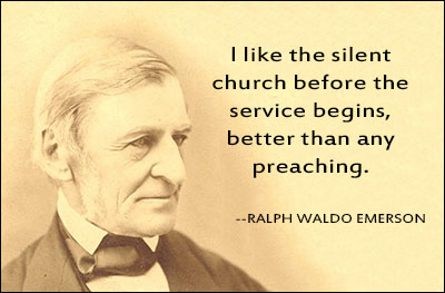 Popular Ralph Waldo Emerson Quotes