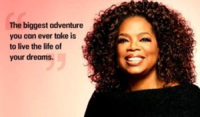 Quotes from Oprah Winfrey