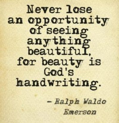 Quotes of Ralph Waldo Emerson