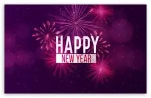 Happy New Year 2018 HD