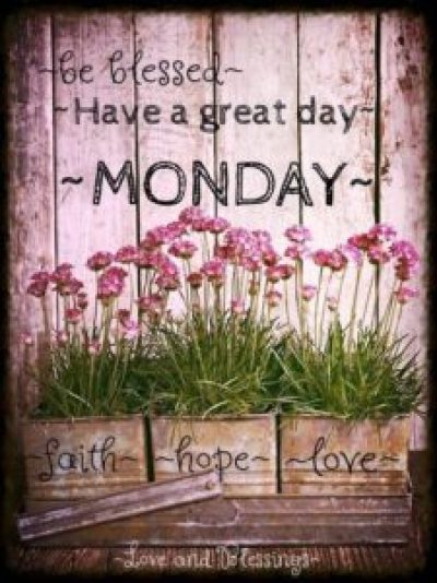 Blessed Monday Good Morning Quotes