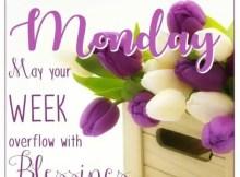 Monday Morning Blessings Archives The Random Vibez