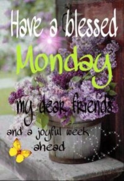 Have a Blessed Monday Quotes Images