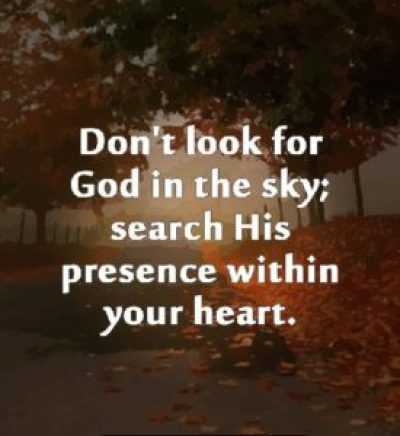 Spiritual Quotes About God Pictures