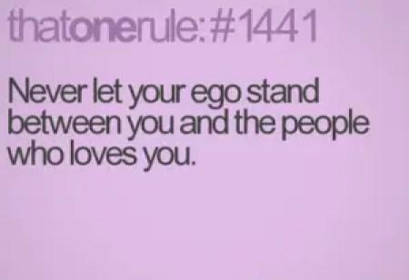 Good Ego Quotes