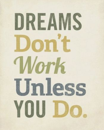 Inspirational quotes about dream