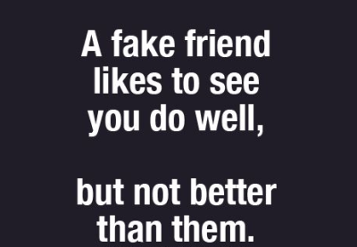 Fake Friendship Drama Quotes
