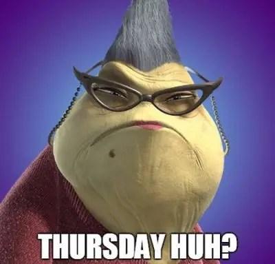 Thursday Memes Animated