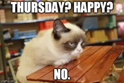 Thursday Office Meme