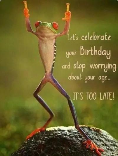 Wishing Happy Birthday Meme