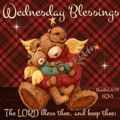 Blessed Wednesday Wishes
